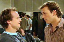 Jonathan Verne, Stuart Parker in Neighbours Episode 4367