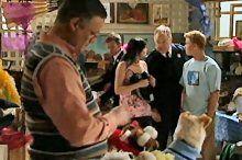 Walter Mouse, Sky Mangel, Harold Bishop, Boyd Hoyland in Neighbours Episode 4368