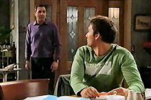Karl Kennedy, Taj Coppin in Neighbours Episode 4369
