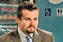 Toadie Rebecchi in Neighbours Episode 4369