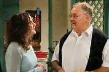 Liljana Bishop, Harold Bishop in Neighbours Episode 4371