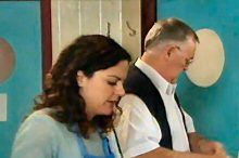 Liljana Bishop, Harold Bishop in Neighbours Episode 4372
