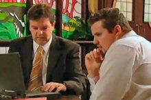 David Bishop, Toadie Rebecchi in Neighbours Episode 4372