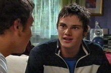 Taj Coppin, Jack Scully in Neighbours Episode 4373