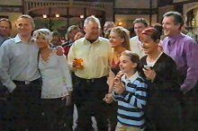 Max Hoyland, Steph Scully, Harold Bishop, Izzy Hoyland, Joe Scully, Summer Hoyland, Susan Kennedy, Karl Kennedy in Neighbours Episode 4375