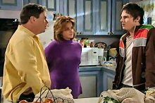 Joe Scully, Lyn Scully, Jack Scully in Neighbours Episode 4376
