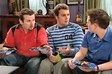 Toadie Rebecchi, Taj Coppin, Connor O