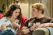 Serena Bishop, Boyd Hoyland in Neighbours Episode 4379