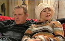 Max Hoyland, Steph Scully in Neighbours Episode 4380