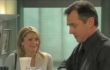 Izzy Hoyland, Karl Kennedy in Neighbours Episode 4380