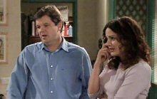 David Bishop, Liljana Bishop in Neighbours Episode 4382