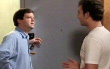 David Bishop, Taj Coppin in Neighbours Episode 4382