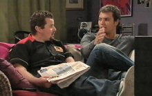 Taj Coppin, Toadie Rebecchi in Neighbours Episode 4384