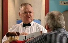 Harold Bishop, Lou Carpenter in Neighbours Episode 4387