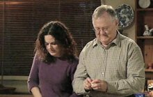 Liljana Bishop, Harold Bishop in Neighbours Episode 4387