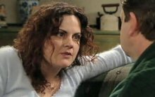 Liljana Bishop, David Bishop in Neighbours Episode 4388