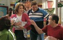 Karl Kennedy, Susan Kennedy, Oscar Scully, Lyn Scully, Joe Scully in Neighbours Episode 4389
