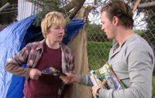 Stuart Parker, Jamie Clarke in Neighbours Episode 4389