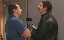 Toadie Rebecchi, Rocco Cammeniti in Neighbours Episode 4389