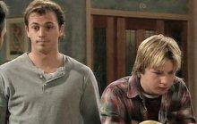 Stuart Parker, Jamie Clarke in Neighbours Episode 4390