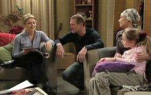 Izzy Hoyland, Max Hoyland, Steph Scully, Summer Hoyland in Neighbours Episode 4390