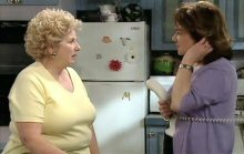 Valda Sheergold, Lyn Scully in Neighbours Episode 4391