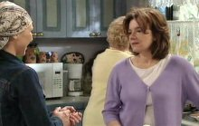 Steph Scully, Lyn Scully, Valda Sheergold in Neighbours Episode 4391