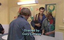 Stuart Parker, Jamie Clarke in Neighbours Episode 4393