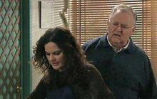 Liljana Bishop, Harold Bishop in Neighbours Episode 4393
