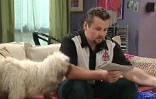 Toadie Rebecchi in Neighbours Episode 4393