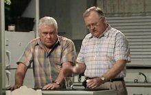 Harold Bishop, Lou Carpenter in Neighbours Episode 4395