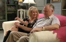 Trixie Tucker, Harold Bishop in Neighbours Episode 4395
