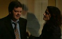David Bishop, Liljana Bishop in Neighbours Episode 4396