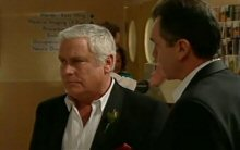 Lou Carpenter, Karl Kennedy in Neighbours Episode 4396