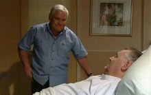 Harold Bishop, Lou Carpenter in Neighbours Episode 4397
