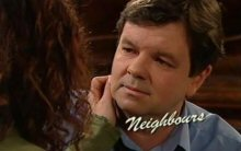 Liljana Bishop, David Bishop in Neighbours Episode 4397