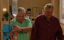 Harold Bishop, Lou Carpenter in Neighbours Episode 4398