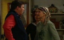 Joe Scully, Steph Scully in Neighbours Episode 4398