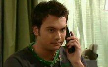Taj Coppin in Neighbours Episode 4399
