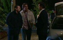 Toadie Rebecchi, Stuart Parker, Taj Coppin in Neighbours Episode 4399