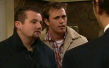 Toadie Rebecchi, Stuart Parker in Neighbours Episode 4399
