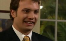 Taj Coppin in Neighbours Episode 4400