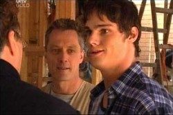 Jim Baynes, Jack Scully in Neighbours Episode 4425