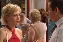 Sindi Watts, Toadie Rebecchi in Neighbours Episode 4428