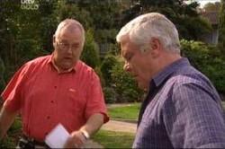 Harold Bishop, Lou Carpenter in Neighbours Episode 4430
