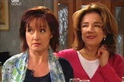 Susan Kennedy, Lyn Scully in Neighbours Episode 4432