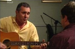 David Bishop, Karl Kennedy in Neighbours Episode 4433