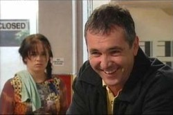 Karl Kennedy, Sky Mangel in Neighbours Episode 4437
