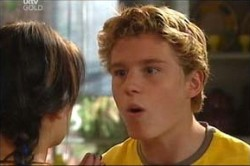 Boyd Hoyland, Sky Mangel in Neighbours Episode 4437