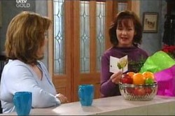 Susan Kennedy, Lyn Scully in Neighbours Episode 4437